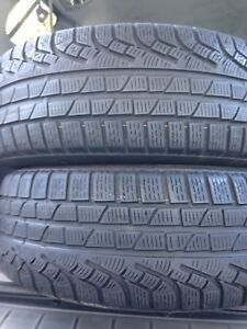 2-225/60R17 Pirelli winter tires