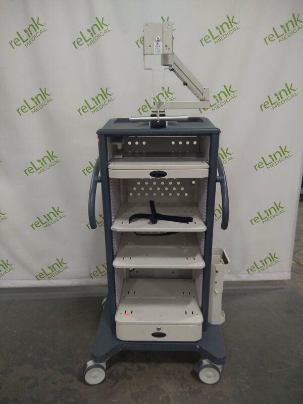 Karl Storz 9606A Video Tower Cart