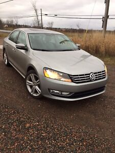 VW Passat Highline Diesel Sport Model