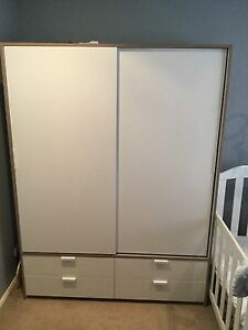 IKEA Trysil Wardrobe Naremburn Willoughby Area Preview