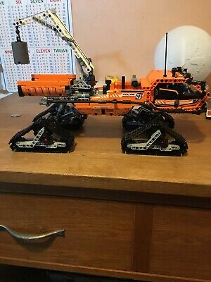 Lego Technic Arctic Truck (Model 42038) COMPLETE SET.