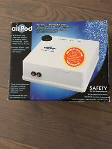 AirPod Air Pump with Automatic Back-up System