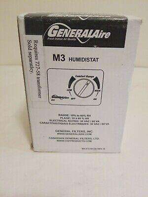 Generalaire M3 Humidistat