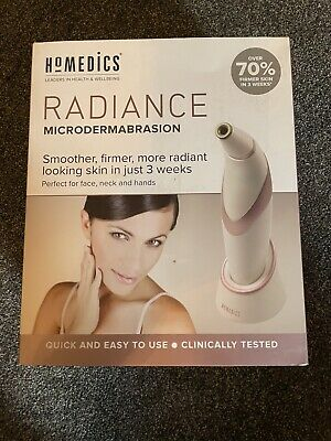 homedics radiance microdermabrasion - Only Used To Test Diamond Tips