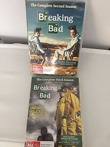 Dvds breaking bad, Downton Abbey, Man vs Wild, house of lies Big Bang Clovelly Eastern Suburbs Preview