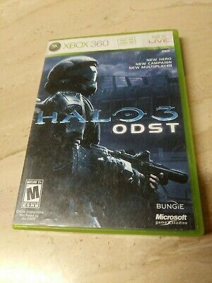 Halo 3 ODST Xbox 360 Bungie, usado comprar usado  Enviando para Brazil