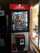 Arcade TOPGUN INTERNATIONAL SKILL TESTER MACHINE Palmwoods Maroochydore Area Preview