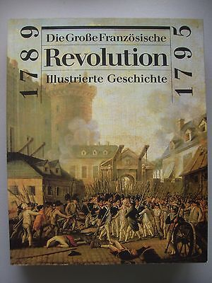 Große Französisch Geldbörse (Die Große Französische Revolution Illustrierte Geschichte 1789-1795 Frankreich)
