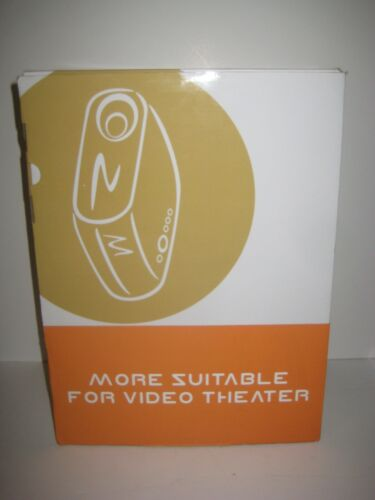 Vivibright GP100 Video Projector in Box Used Once Works Great