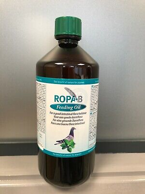 Ropa-B Oregano Oil -  for improved health & performance of pigeons - 500ml