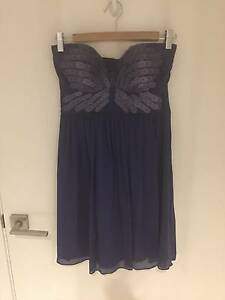 Evening / Formal Dress  - Navy Blue Kangaroo Point Brisbane South East Preview
