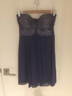 Evening / Formal Dress  - Navy Blue