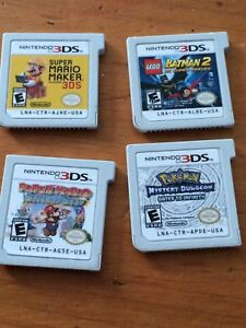 3 Ds games