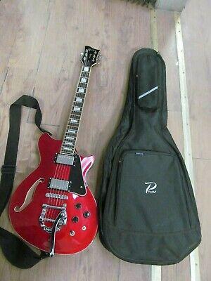 ESP LTD Xtone Paramount Series PS-2V Semi Hollowbody Electric Guitar