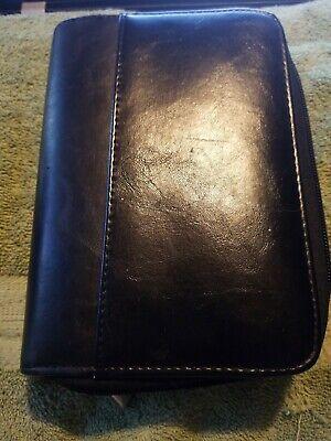Mundex Double Zip Daily Planner Organizer Wallet