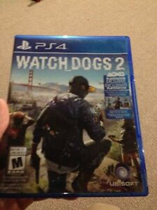 Watchdogs 2 looking to sell or trade