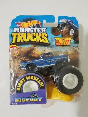 NEW 2019 Hot Wheels MOnster Jam Bigfoot #8 Monster Truck