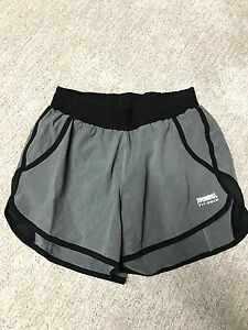 Running Room grey shorts