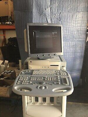 Siemens Acuson Sequoia 512 Ultrasound Machine