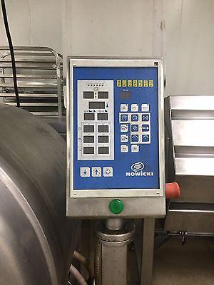 Nowicki Ma500 Ps Meat Vacuum Tumbler