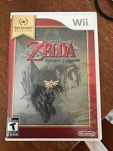 Legend of Zelda Twilight Princess for Wii