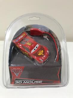 Lightening McQueen Computer Mouse