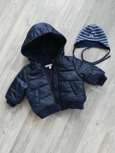 Baby Kleidungspaket Winterjacke Mütze Set wie neu, Gr. 60