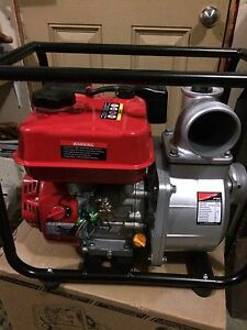 "3"" Water Discharge/Trash Pump"