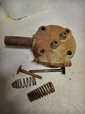 Head For A 1-12hp To 2hp Fairbanks Morse Z Old Gas Engine With Valves