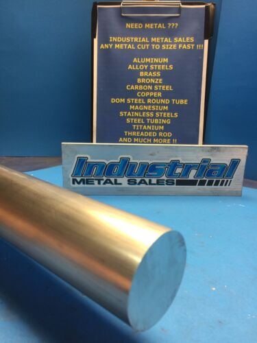 "7075 T651 Aluminum Round Bar  1-1/2""Dia x 12""-Long-->1.500"" 7075 Diameter Rod"