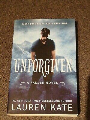 Unforgiven, Fallen saga, in english language comprar usado  Enviando para Brazil