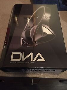 Monster DNA Headphones (Brand new)