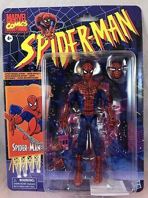 MARVEL LEGENDS HASBRO 2020 WAVE 1 90S ANTIMATED SPIDER-MAN 1:12 ACTION FIGURE #2