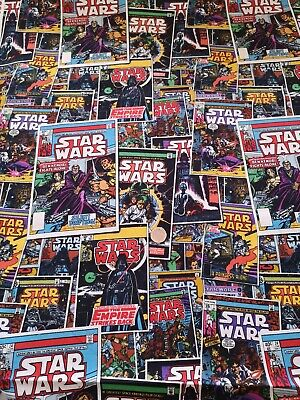 Star Wars comic book 7310009vs 100% Cotton fabric Craft Quilting
