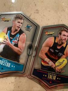 Select 2018 AFL collector cards