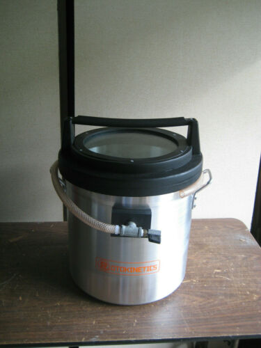 Professional Grade Rotokinetics Vacuum Chamber for Silicone Mold making, VC501N