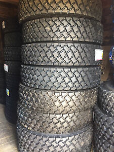 New Semi Tires 11r22.5 11r24.5 LongMarch Full Warranty