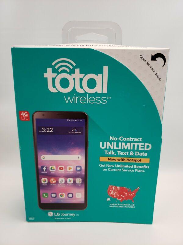 Total Wireless Prepaid LG Journey (16 GB) - Black
