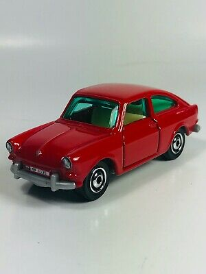 Matchbox '65 VW T3 Fastback Red  1:64 Diecast Loose