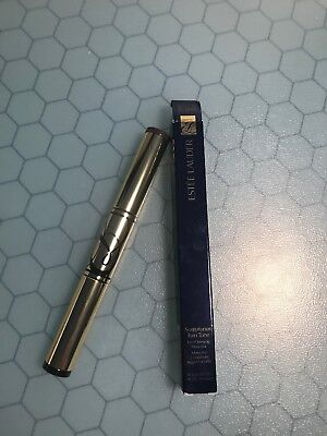 Estee Lauder Sumptuous Two Tone Eye Opening - #01 Bold Black / Rich Brown New