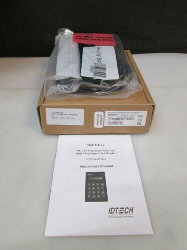 ID Tech IDSK-534833TEB PCI 3.0 Card Reader SREDKey Rev. A IDSK-534833TEB-B2 NEW