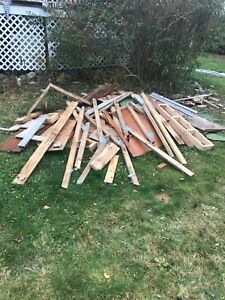 Free miscellaneous wood