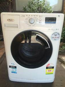 WHIRLPOOL FRONT LOADER WASHING MACHINE 7.5KG Dianella Stirling Area Preview