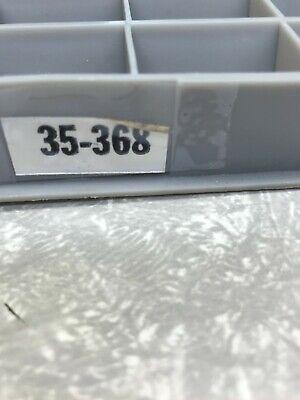New Hermes Brass Engraving Font 35-368 Capital Block Letters