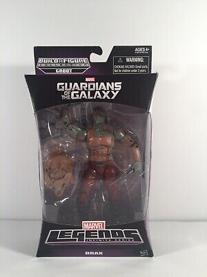 Marvel Legends Guardians of Galaxy Infinite DRAX Build a Figure Groot New Sealed