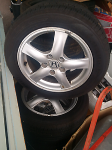 Honda Civic & Accord Wheels For Sale Hallam Casey Area Preview
