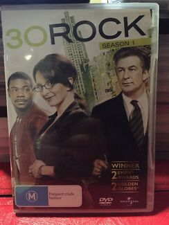 30 Rock S1 Clarence Gardens Mitcham Area Preview