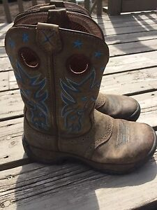 Women's size 7 Twisted X All Around Boots