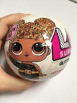 L.O.L Surprise! lol LOL glitter big sister series 1 authentic ball globe sealed