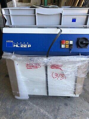 Trumpf Hl 22p Lcu Compact Pulsed Solid-state Laser Haas Truepulse